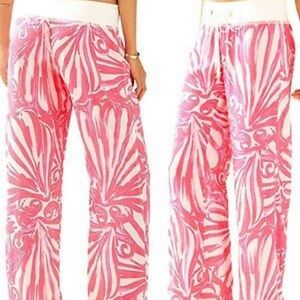 NWT Lilly Pulitzer Beach Pant in Shimmy Shimmy